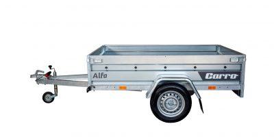 Samochodowa Przyczepa model Alfa
